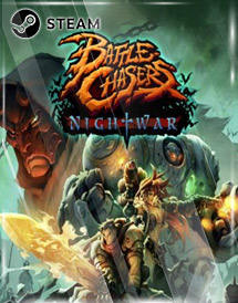 battle chasers: nightwar steam key [global]