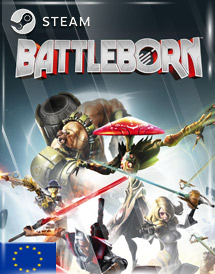 battleborn steam key [eu]