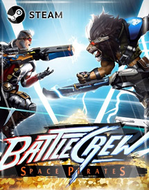 battlecrew space pirates steam key [global]