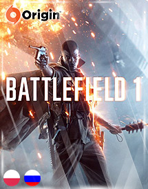 battlefield 1 pl/ru origin key [global]