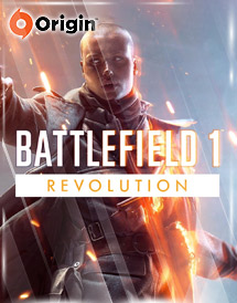 battlefield 1 revolution edition origin key [global]