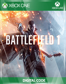 battlefield 1 - xbox one xbox live key [global]