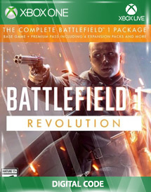 battlefield 1: revolution xbox one xbox live [global]