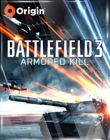 battlefield 3: armored kill origin key [global]