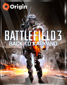 battlefield 3: back to karkand origin key [global]