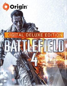 battlefield 4 digital deluxe edition origin key [global]