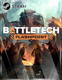 battletech: flashpoint steam key [global]