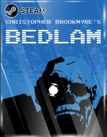 bedlam steam key [eu]