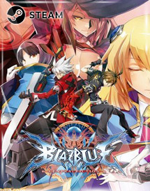 blazblue centralfiction steam key [global]
