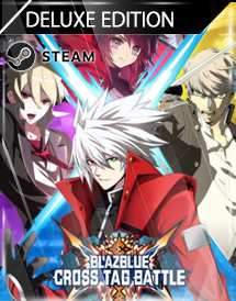 blazblue: cross tag battle - deluxe edition steam key [global]