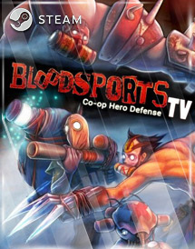 bloodsports.tv steam key [global]