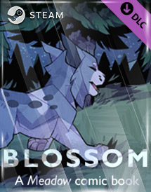 blossom: a meadow comic book dlc steam key [global]