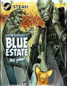 blue estate the game steam key [global]