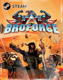 broforce steam key [global]