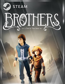 brothers: a tale of two sons steam key [global]