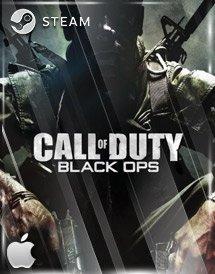 call of duty: black ops mac steam key [global]
