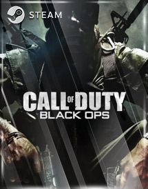call of duty: black ops steam key [global]