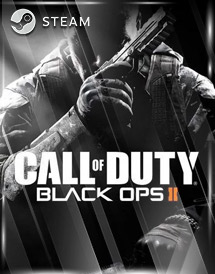 call of duty: black ops 2 steam key [global]