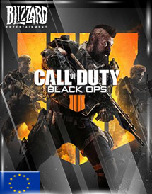 call of duty: black ops 4 battle.net key [eu]