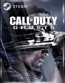 call of duty: ghosts steam key [global]