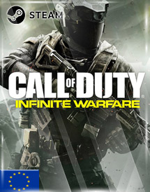 call of duty: infinite warfare steam key [eu]