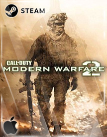 call of duty: modern warfare 2 mac steam key [global]