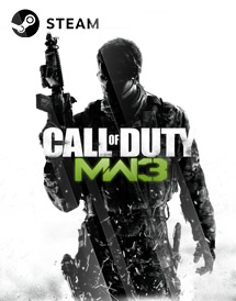 call of duty: modern warfare 3 steam key [global]