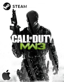 call of duty: modern warfare 3 mac steam key [global]