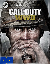 call of duty: world war ii steam key [eu]