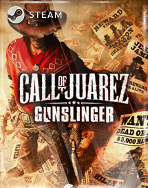 call of juarez: gunslinger steam key [global]
