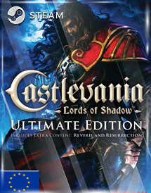 castlevania: lords of shadow - ultimate edition steam key [eu]