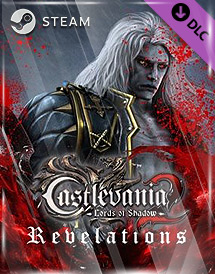 castlevania: lords of shadow 2 - revelations dlc steam [global]