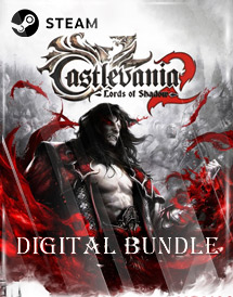 castlevania: lords of shadow 2 digital bundle steam key [global]