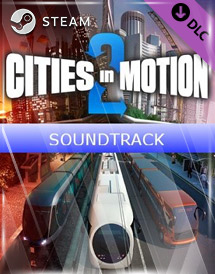 cities in motion - soundtrack dlc steam key [global]
