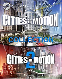 cities in motion 1 and 2 collection steam key [global]