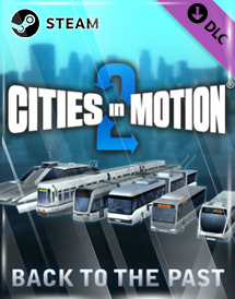 cities in motion 2 - back to the past dlc steam key [global]