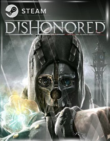 dishonored steam key [global]