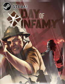 day of infamy steam key [global]