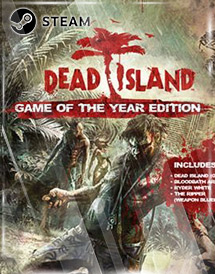 dead island: game of the year edition steam key [global]