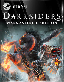 darksiders warmastered edition steam key [global]