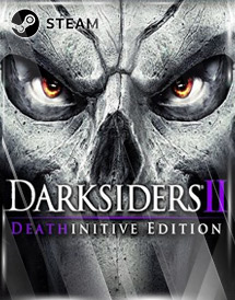 darksiders 2 deathinitive edition steam key [global]