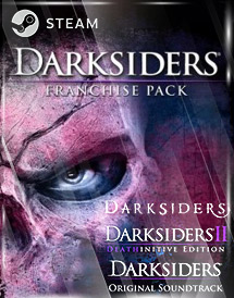 darksiders franchise pack 2015 steam key [global]