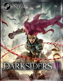 darksiders iii steam key [global]
