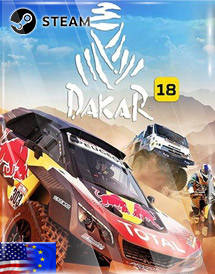 dakar 18 steam key [emea]