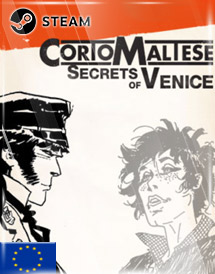 corto maltese and the secret of venice steam key [eu]