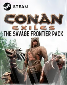 conan exiles: the savage frontier pack steam key [global]