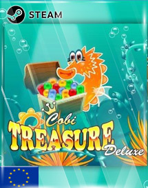 cobi treasure deluxe steam key [eu]