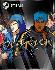 divekick steam key [global]