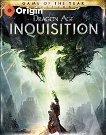 dragon age 3: inquisition game of the year origin key [global]