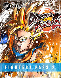 dragon ball fighterz - fighterz pass 2 steam key [global]